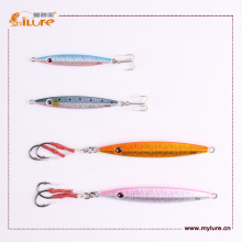 New Technology Fishing Lure Metal Jig 30g 40g 60g Fishing Lure Hard