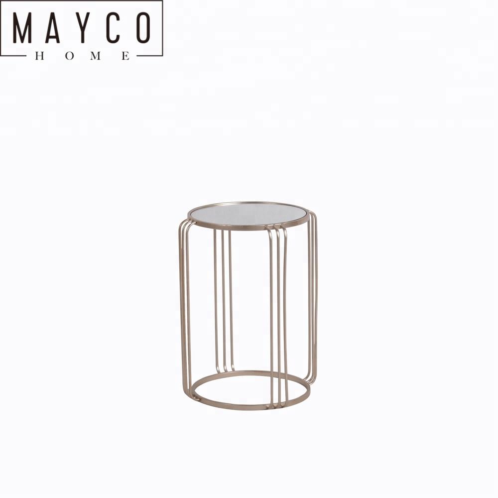 Marvelous Mayco Modern Center Elegant Design Black Metal Glass Top Sofa Tea Side Table Unique Furnitures Buy Glass Metal Side Table Table Glass Unique Pabps2019 Chair Design Images Pabps2019Com