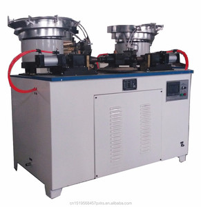 OEM factory direct sale automatic tin drum can handle spot welding machine