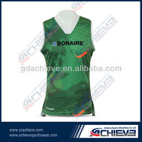 Lady style sublimated basketball tops/Jerseys/Shirts/Wear