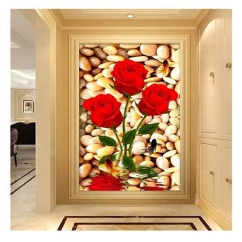 Terbaru 4d Dinding Vintage Bunga Mawar Yang Indah Bunga Wallpaper Buy Bunga Mawar Yang Indah Wallpaper Bunga Wallpaper 4d Wallpaper Product On Alibaba Com