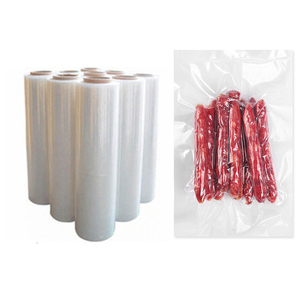 Wholesale plastic wraps for supermarket best fresh pe food wrap
