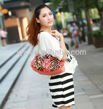 Fashion Summer Shiny PU Shoulder Tote Bags