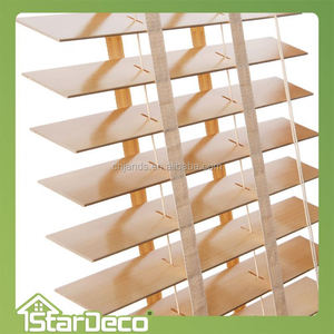 Printed bamboo blinds/ready-made bamboo blinds