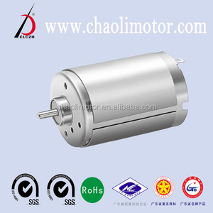 50.0mm 18v 3400rpm CL-RS545PH Drill and Screw Driver DC Motor for coffee machine with gearbox