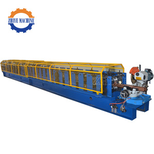 Hydraulic Galvanised Pipe Roll Forming Machine