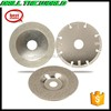 4inch 100mm circular diamond grinding disc cutting saw Blade for ceramic tile stone