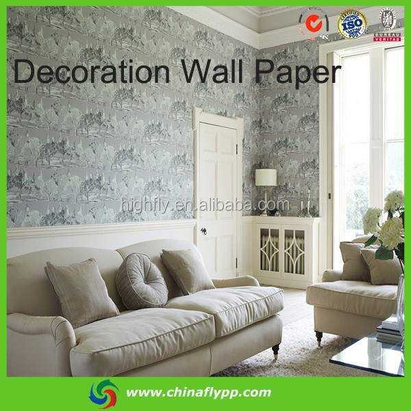 KTV use wall paper Indoor decoration wall paper