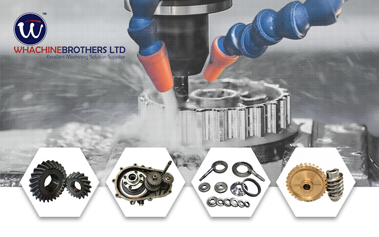 Customized original excavator spare parts with Great Price made by WhachineBrothers ltd.