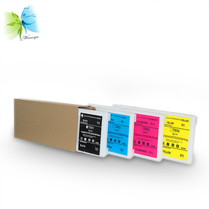 500ml prefilled Compatible Dye Ink Cartridge for Noritsu D701 D703 D705 T7011 to T7014