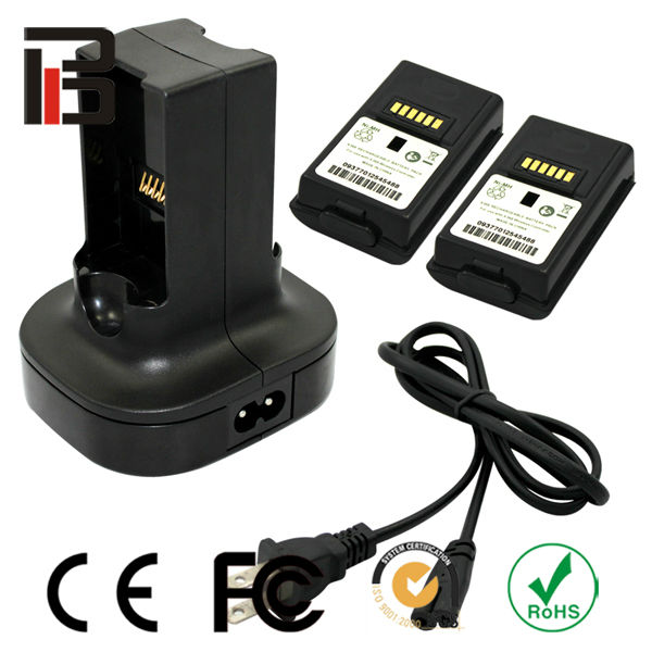 High Quality for xbox360 charger station for xbox360 battery charger