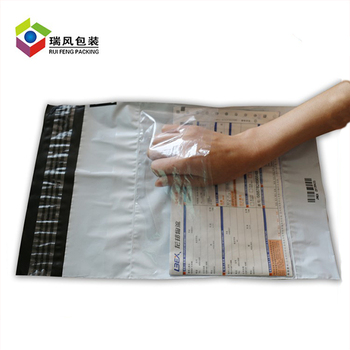 49bf1c665db2 custom courier mailer bags with pockets courier plastic flyer bag with pouch