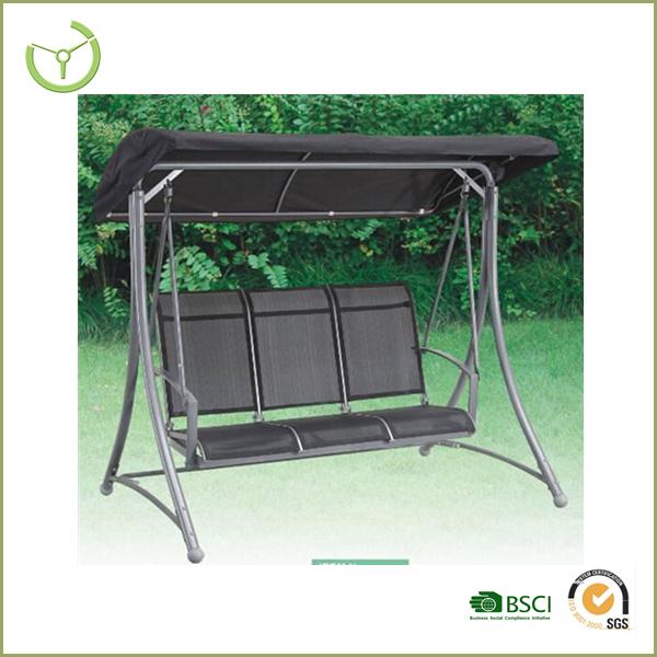 Outdoor indoor jard n metal acero columpio silla para for Jardin indoor