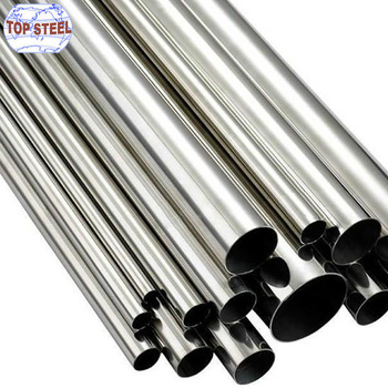 Standard size 304l material 50mm diameter stainless steel pipe