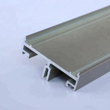 factory cheap price aluminium alloy extrusion profiles 6063 T6