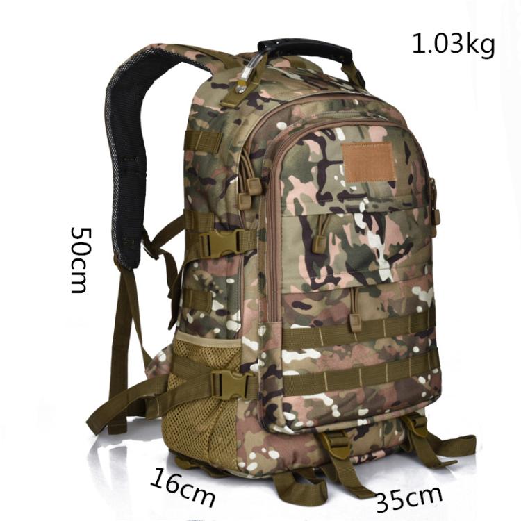 Lucha contra la bolsa de paquete de Asalto De 45L deportes al aire libre barato montañismo senderismo bolsa mochila bolsa