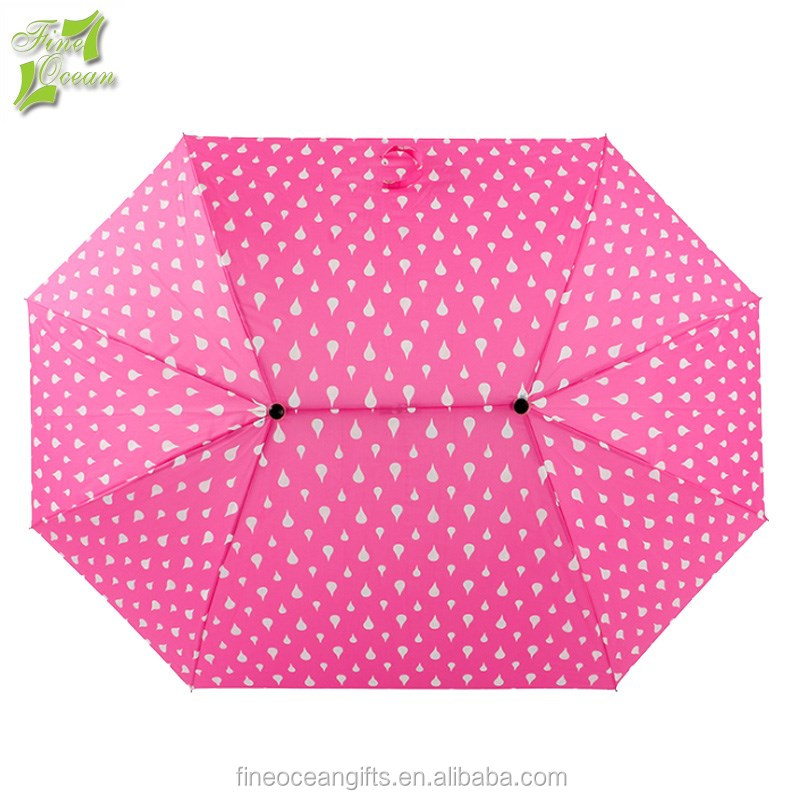 2016 new design customised valentine violet Twin umbrella for lovers and couples