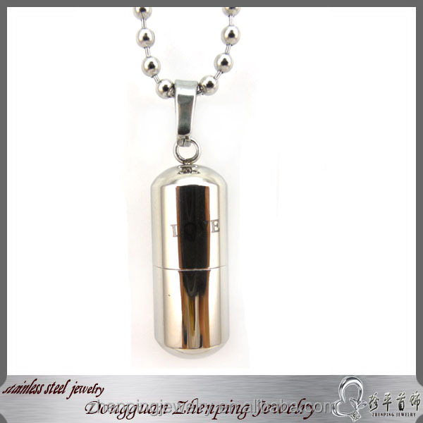 Simple And Practical Pendant Perfume Bottle Necklaces Creative ...