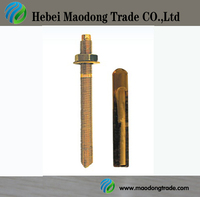 Brand new high strehingth chemical anchor bolt with great price