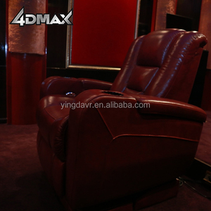 2017 new design Hollywood 3dof electric home theatre seating