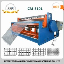 2-6mm Semi Automatic Crimped Wire Mesh Machine for wire screen