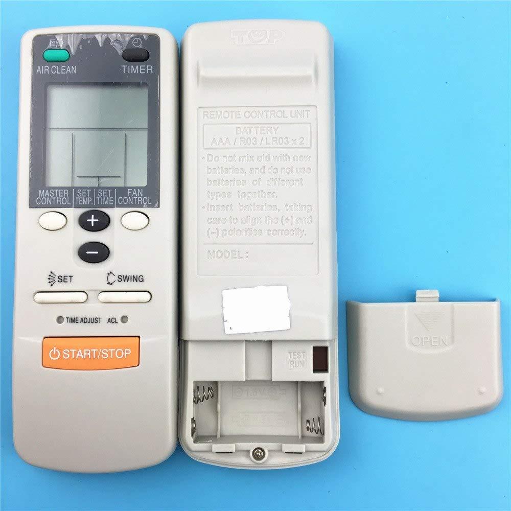 AVEEBABY Conditioner air Conditioning Remote Control Suitable for Fujitsu AR-JW27 AR-JW17 Ar-jw1 Ar-jw13 Ar-jw28 Ar-jw30