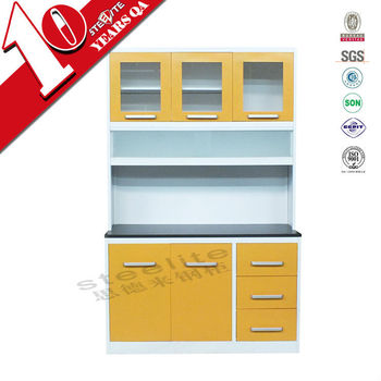 High Gloss Factory Price stainless steel kitchen cabinets price