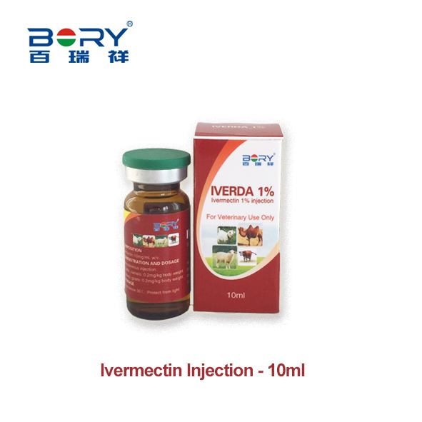 Ivermectin 1% Injection 10ml