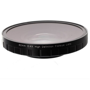 HD 72mm 0.4X Fisheye lens