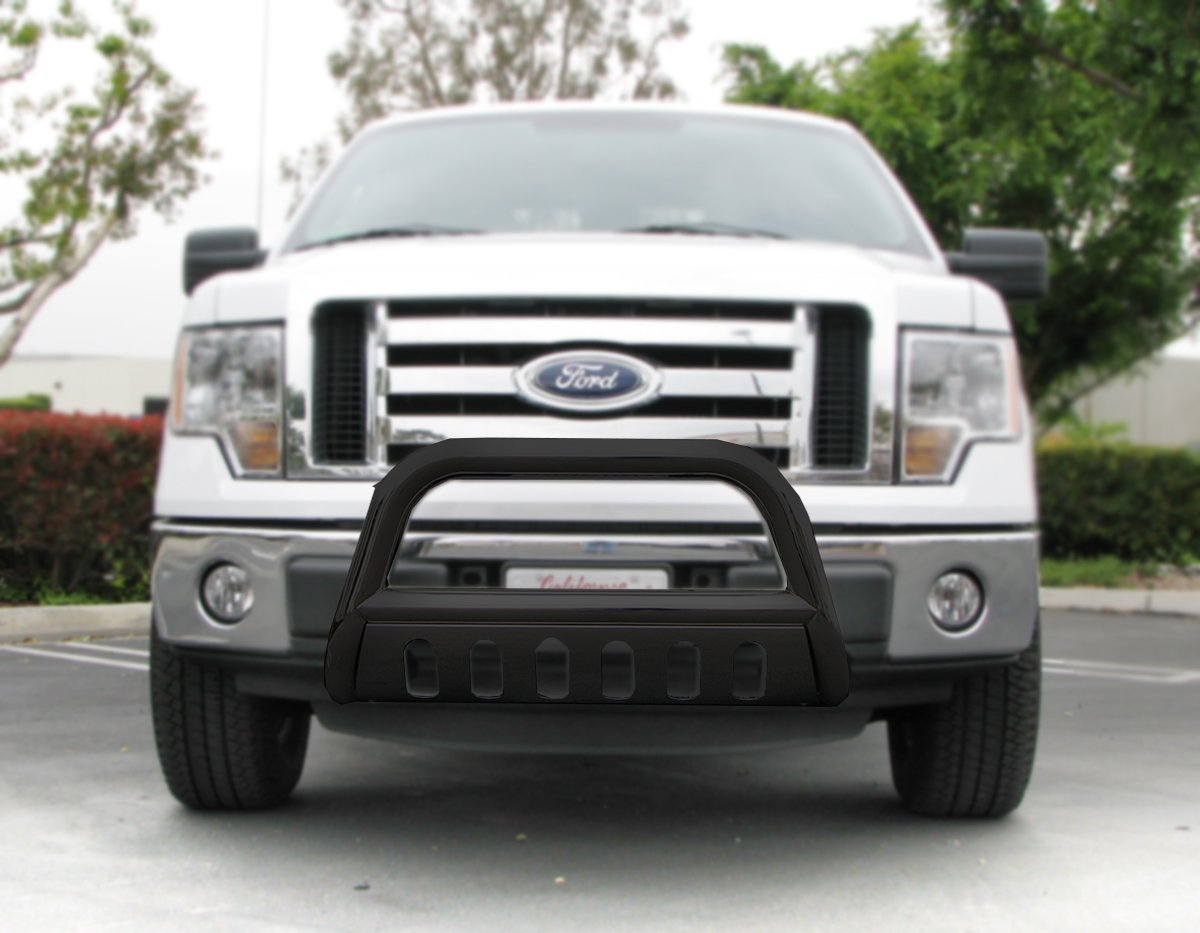 Get Quotations Tac Bull Bar For 2004 2017 Ford F150 Pickup Truck Excl Heritage Edition