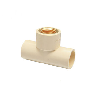 2019 China Supplier Manufacture Plumbing Material Cpvc Fitting Din Standard