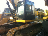Used Caterpillar Excavator