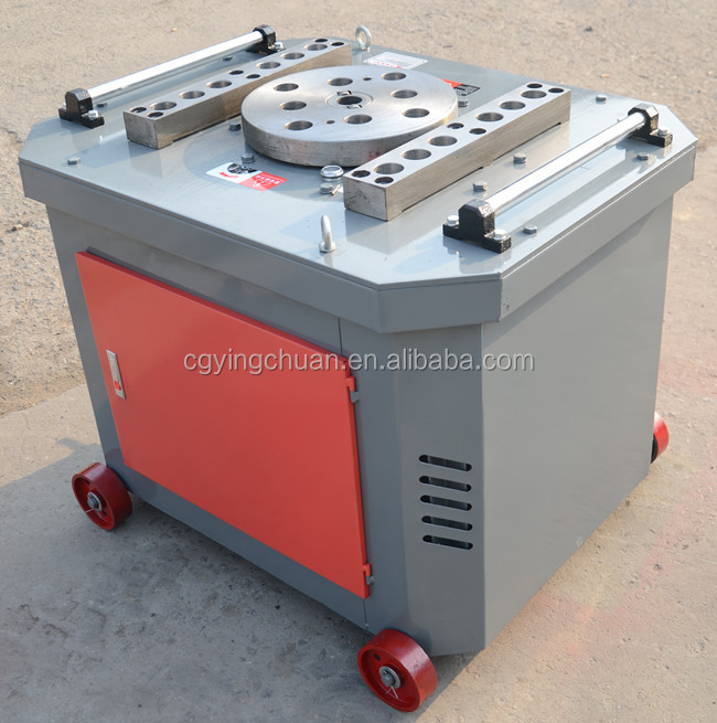 Yingchuan Machinery Durable GW50 Manual Tube Bender /Square Tube Bender For Sale On Alibaba