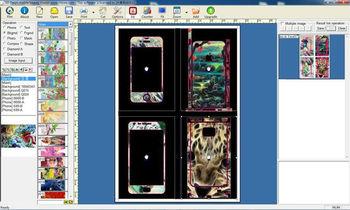 Daqin Mobile Phone Repair Software For Any Mobile Phone Sticker Cutting -  Buy Mobile Phone Repair Software,Free Jewelry Design Software,Free Vinyl