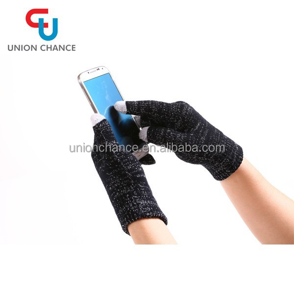 2015 Hotsell Touch Screen Gloves For Smartphone
