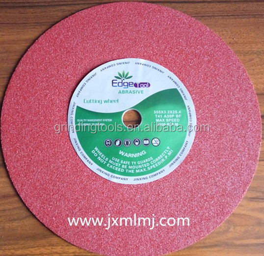 Abrasive Disc Type abrasive metal cutting disc