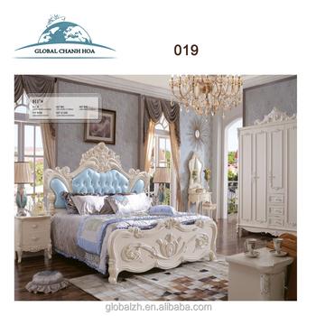 Italian Royal Bedroom Furniture Set