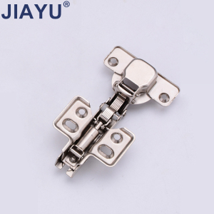 JY265S-A Good Quality Slide On Soft Close Cabinet Glass Door Hinge