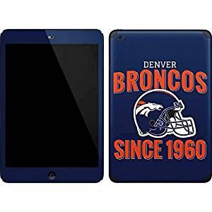 NFL Denver Broncos iPad Mini (1st & 2nd Gen) Skin - Denver Broncos Helmet Vinyl Decal Skin For Your iPad Mini (1st & 2nd Gen)
