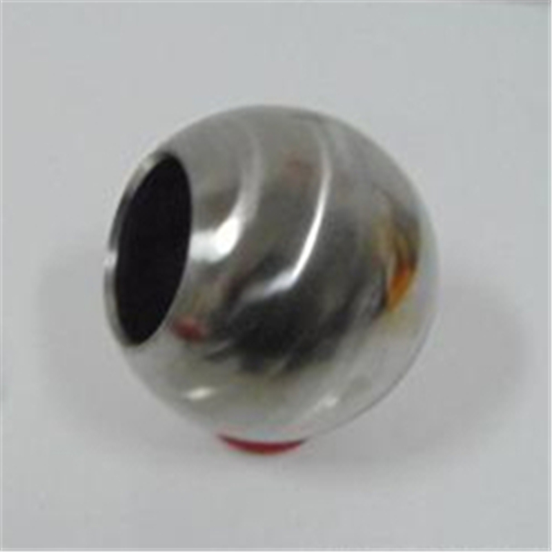 China supplier market products 36 hollow steel ball metal half sphere Stainless steel 304 half ball
