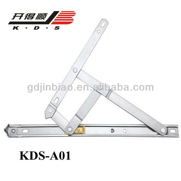 stainless steel window friction stay metal hardware (KDS-A01)