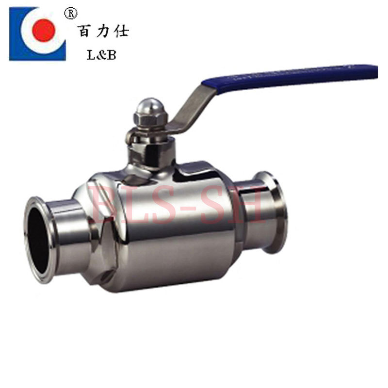 stainless steel manual food grade ball valve
