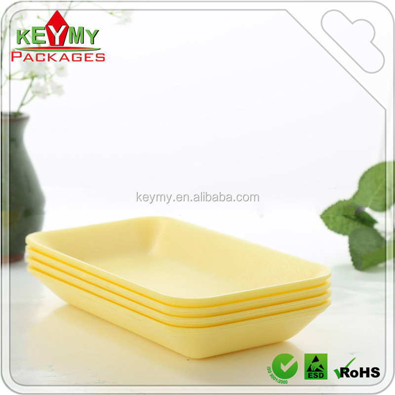 PS trays, 2017 Customized Different Types Food Grade Packaging Tray