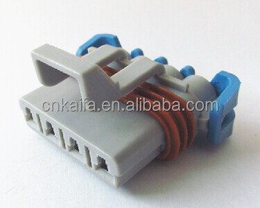 delphi auto 4 pin waterproof wiring harness connector speaker wire delphi auto 4 pin waterproof wiring harness connector speaker wire clip connector