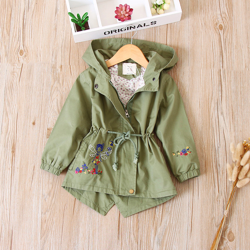 bd09b644b724 China Wholesale Kids Autumn Winter Girls Clothes Long Sleeve Green ...