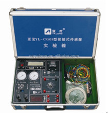 Electronic Training Kits / Plug Type Sensor Experimental Box / Electrical Lab Equipment