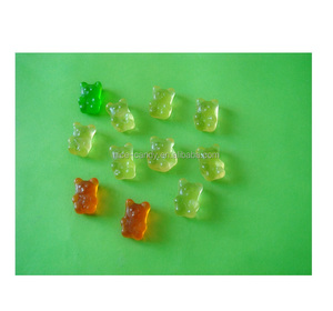Mini bear shaped gummi sweets Gummy jelly candy