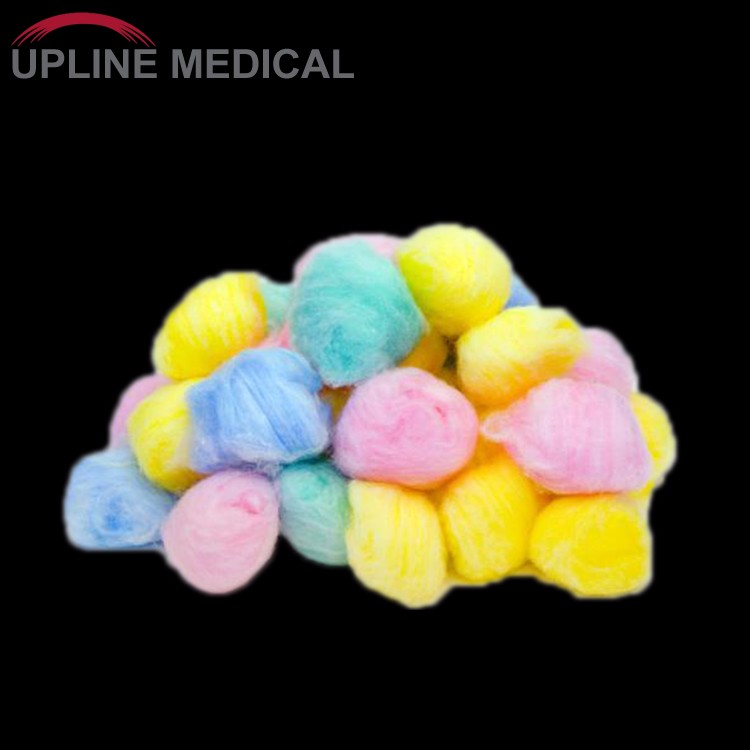 Wholesale Price Customized Brand Good Health Use Cotton Ball