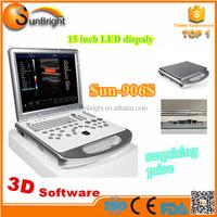 Cardiology/Cardiac Color doppler Ultrasound scanner for heart scanning
