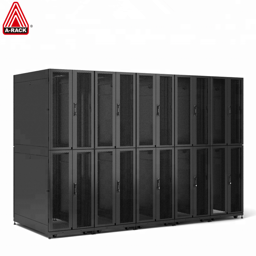 Spcc 19inch Server Rack Perforated Door